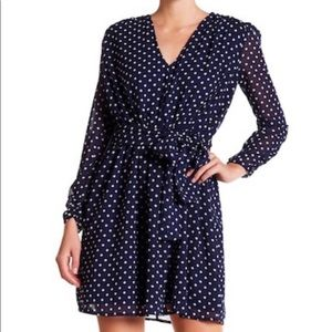 Walter Baker | Polkadot Mini Dress